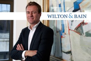 Q&A with Jeremy Mobbs, Founding Partner at Wilton & Bain